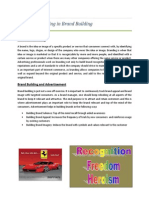 role of advertisement in brand building.docx