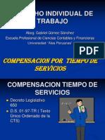 4. COMPENSACIÓN POR TIEMPO DE SERVICIOS CTS