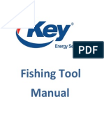 Fishing Tool Manual
