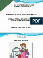 PRESENTACION TALLER RESIDUOS SÓLIDOS