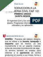Introduccion a La Ing. Civil Sesion 5