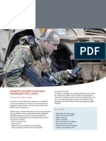 Infantry Soldier Situational Awareness Tool