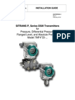 IGSITRPDS3-1r5 Sitrans Installation Guide