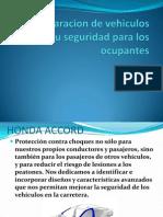 Presentacion Honda Accord