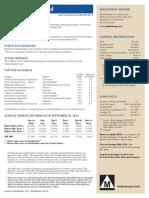 Muhlenkamp Q3 Investor Call Transcript