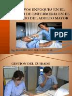 Nuevos Enfoques en El Actuar de Enfermeria En