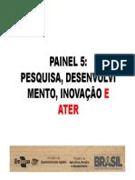 0000003624-Edson Barcelos 1 Painel 5 Pesquisa- Desenvolvimento- Inovacao e Ater -Modo de Compatibilidade