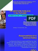 Gestion Publica y Su Futuro