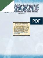 FIrst Edition Descent FAQ 6-19-2012