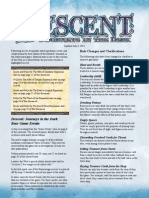 First Edition Descent FAQ 7-3-2012