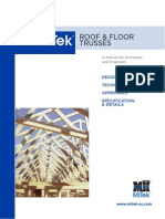 Floor Truss Manual Optimized