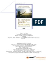 23687243 El Increible Poder de Las Emociones Esther Hicks
