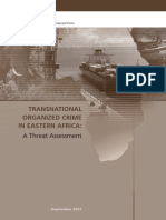 UN Transnational Organized Crime In Eastern Africa, A Threat Assessment (2013) uploaded by Richard J. Campbell