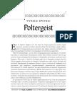 Poltergeist [ψυχική έρευνα]