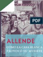 Allende. Cómo la Casa Blanca provocó su muerte - Patricia Verdugo-WWW.FREELIBROS.COM