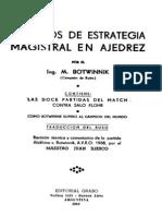 Secretos de La Estrategia Magistral en Ajedrez