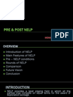New Exploration Licensing Policy - NELP  - Particpations / Discoveries - Past & Present Scenario Overview