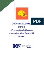 Guia Alumno CBasico PRL30h