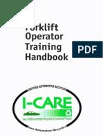 Forklift Handbook