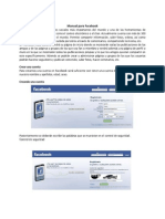 Microsoft Word - Manual Facebook