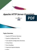 Apache Server Essentials Tutorial