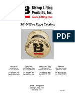 2010 Wire Rope Catalog