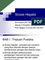 Sirosis Hepatis prest