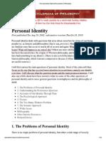 Olson [2010] Personal Identity SEP.pdf