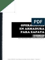 Encofrado+y+Fierreria+01 Armadura+Zapatas+Total