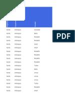 Base de Datos Errores Sept2013 Norte