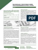 Diseño de sistemas digitales y prototipado sobre dispositivos lógicos programables (FPGAs y CPLDs)