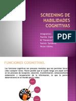 Screening de Habilidades Cognitivas (1)