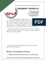 Antecedentes de Obras JS - Noviembre 2012