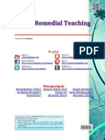 TEORI REMEDIAL TEACHING