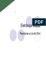2 Resistores