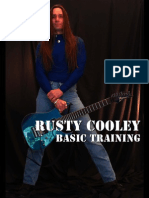 Rusty Cooley - Basic Training