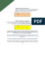 Ficha N° 1 - Ruptura homolítica y heterolítica