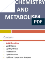 9. Lipids and Lipoproteins