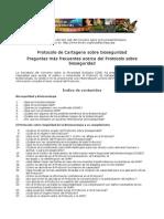 3 Protocolo de Cartagena Preguntas Frecuentes