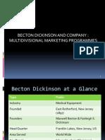 Becton Case