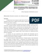 EFEITO DA DENSIDADE DE SEMEADURA SOBRE O RENDIMENTO DE GRÃOS E CARACTERÍSTICAS AGRONÔMICAS DO ARR