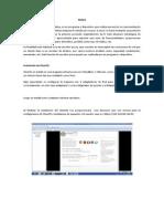 Informe Proxy