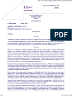 Mendiola v. Commerz Trading