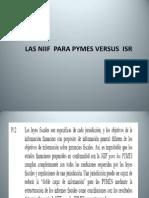 Pymes Vrs Isr