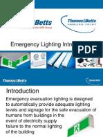Www.tnb.CA Aus Pdfs Emergency Lighting Introduction 1