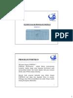 Modul 2 Elemen Dasar Fortran