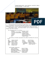 Ace Activities and Staff Development Training