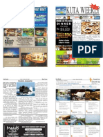 "Kuta Weekly-Edition 362 ""Bali's Premier Weekly Newspaper"""
