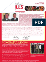 Connolly's RED MILLS Newsletter Summer 09