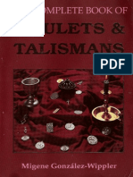The Complete Book of Amulets & Talismans
